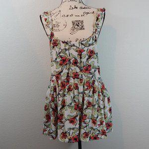 Free People Mini Sundress Sz Small Petite Floral